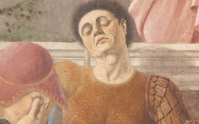 """""""Sono Piero della Francesca. E do responso a le demande"""""""