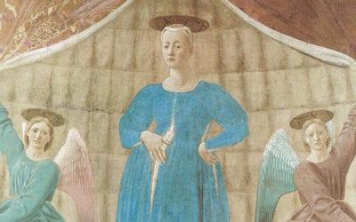 Madonna del Parto, omaggio alla femminilità