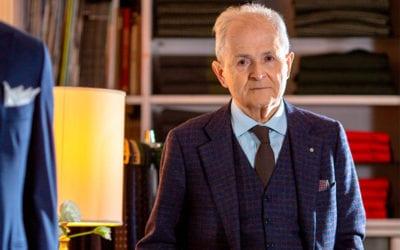 Carlo Donati: eleganza a misura d'uomo