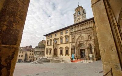 Il palazzo della fraternita dei laici