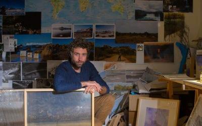Roberto Ghezzi: l'arte di far disegnare la natura