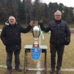 Ricciotto Fornacini e Maurizio Lacrimini (Baldaccio Bruni Calcio)