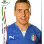 Emanuele Giaccherini, Italia