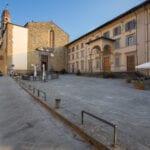 Arezzo, Piazza della Badia