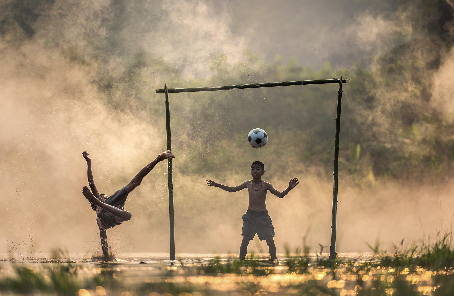 boy football